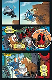 Deadpool: Secret Agent Deadpool (2018) #1 (of 6)