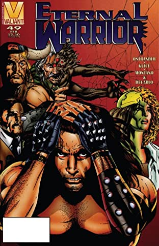 Eternal Warrior (1992-1996) #49