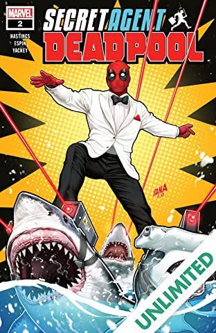 Deadpool: Secret Agent Deadpool (2018) (comiXology Originals) #2 (of 6)