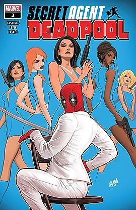 Deadpool: Secret Agent Deadpool (2018) #3 (of 6)