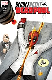 Deadpool: Secret Agent Deadpool (2018) #4 (of 6)