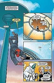 Deadpool: Secret Agent Deadpool (2018) #5 (of 6)