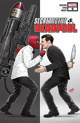 Deadpool: Secret Agent Deadpool (2018) #6 (of 6)