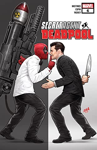 Deadpool: Secret Agent Deadpool (2018) #6 (of 6)