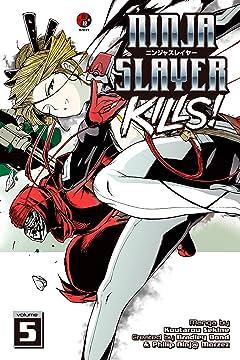 Ninja Slayer Kills Vol. 5