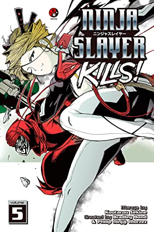 Ninja Slayer Kills Vol. 5