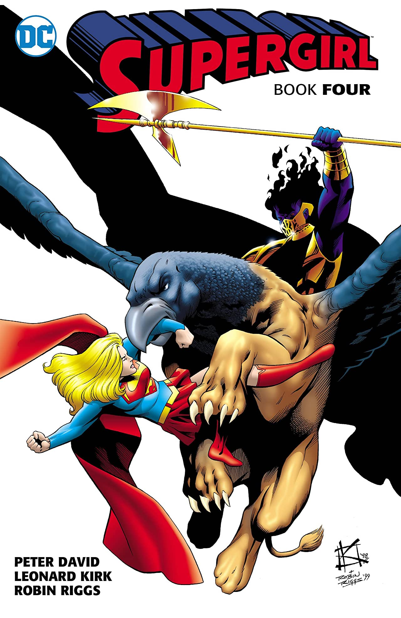Supergirl: Book Four