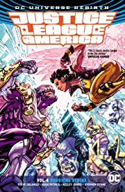 Justice League of America (2017-) Vol. 4: Surgical Strike