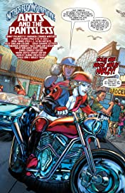 Harley Quinn: The Rebirth Deluxe Edition - Book 2
