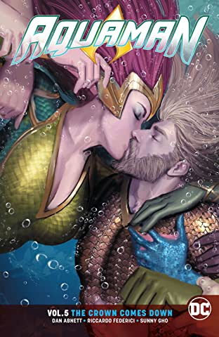Aquaman (2016-) Tome 5: The Crown Comes Down