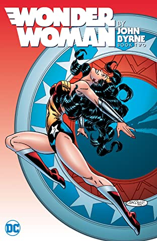 Wonder Woman by John Byrne  Tome 2