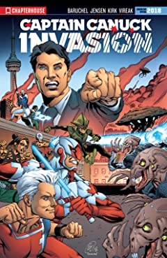 Captain Canuck: Invasion (Canada Day 2018)