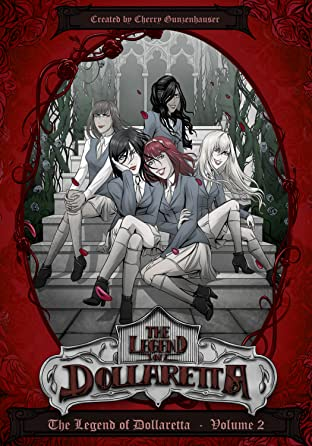 The Legend of Dollaretta Vol. 2