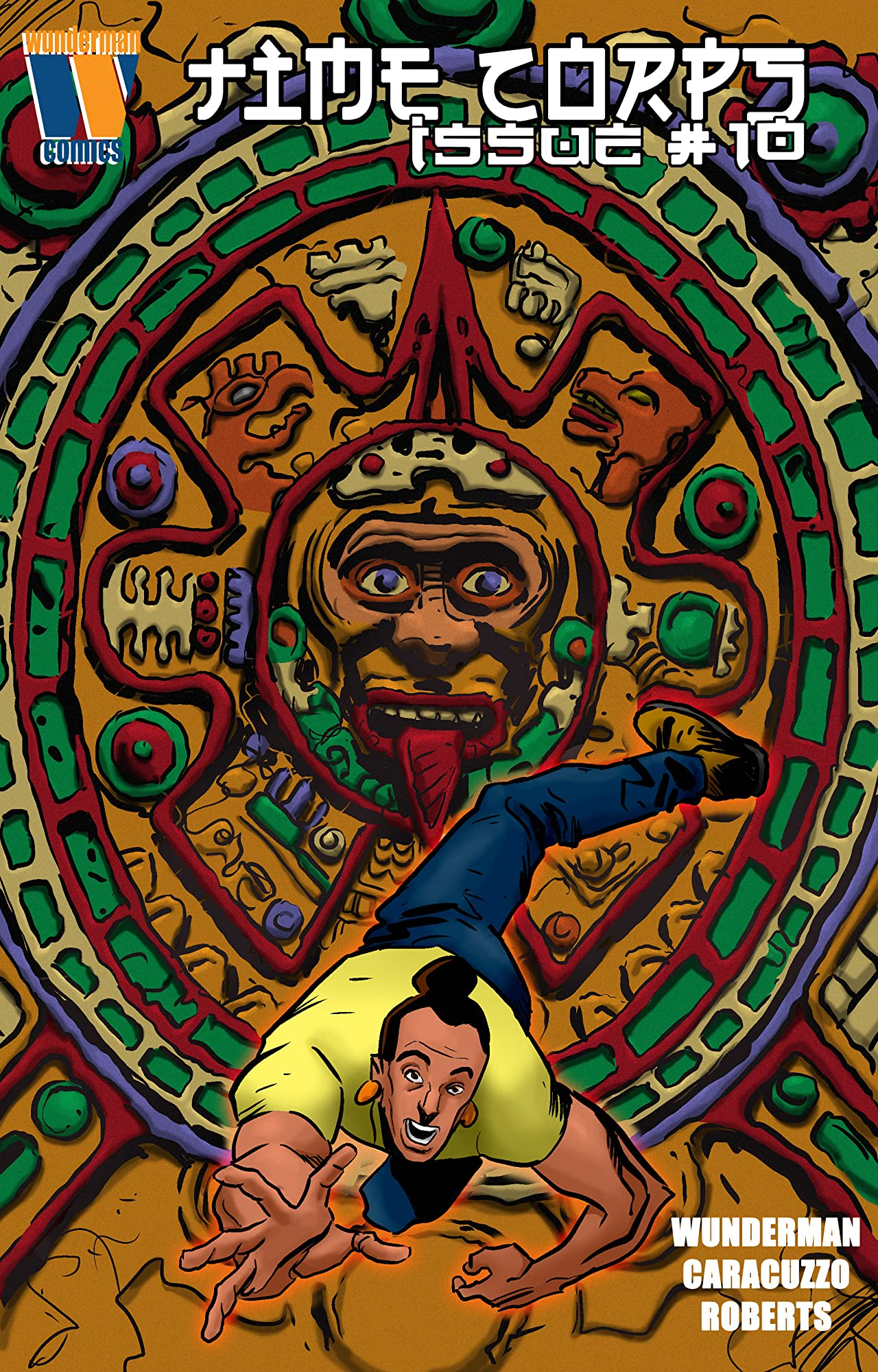 Time Corps #10