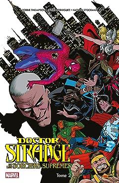 Docteur Strange et Le Sorciers Suprêmes Vol. 2: Contretemps