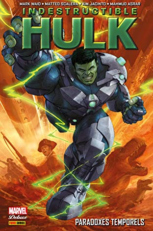 Indestructible Hulk Vol. 2: Paradoxes temporels