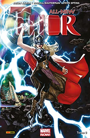 All-New Thor Vol. 3: La Guerre Asgard/Sh'iars