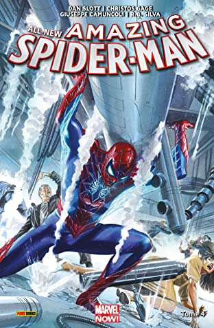 All-New Amazing Spider-Man Vol. 4: D'entre les morts