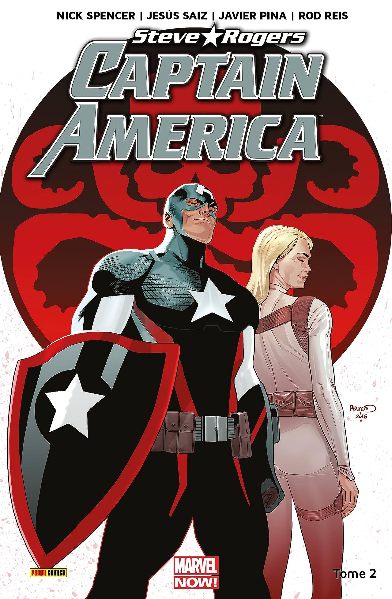 Captain America : Steve Rogers Vol. 2: Le procès de Maria Hill