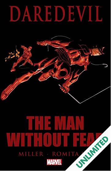 Daredevil: The Man Without Fear