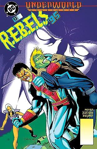 REBELS (1994-1996) #13