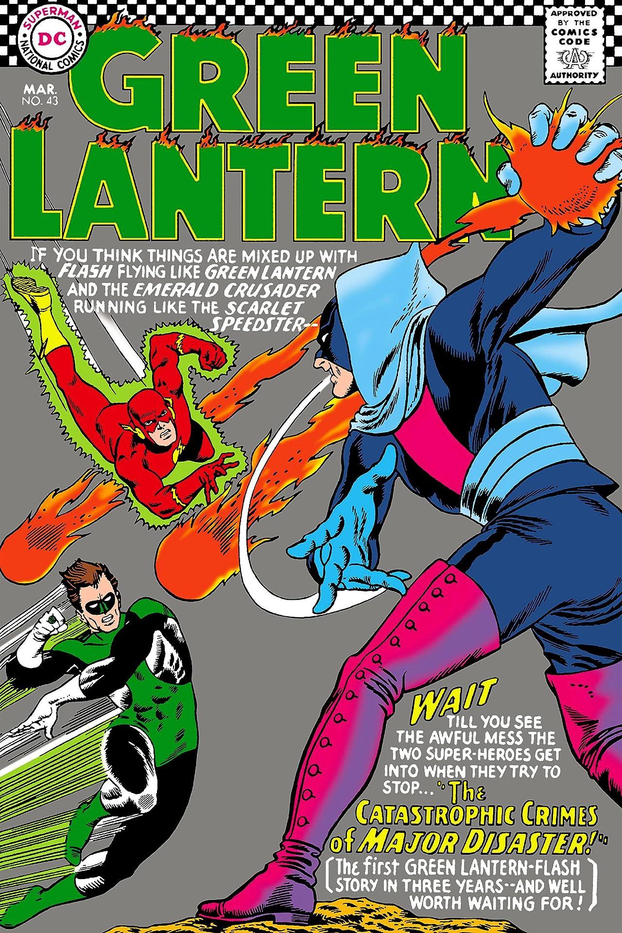 Green Lantern (1960-1986) #43
