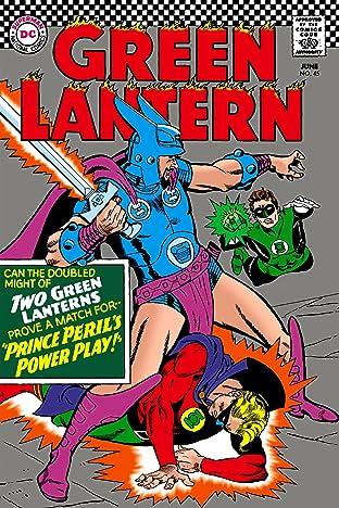 Green Lantern (1960-1986) #45