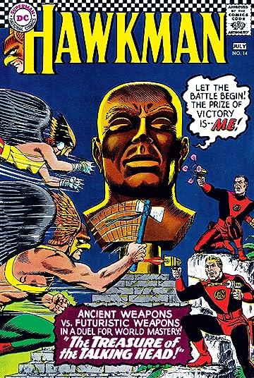 Hawkman (1964-1968) #14
