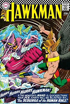 Hawkman (1964-1968) #15