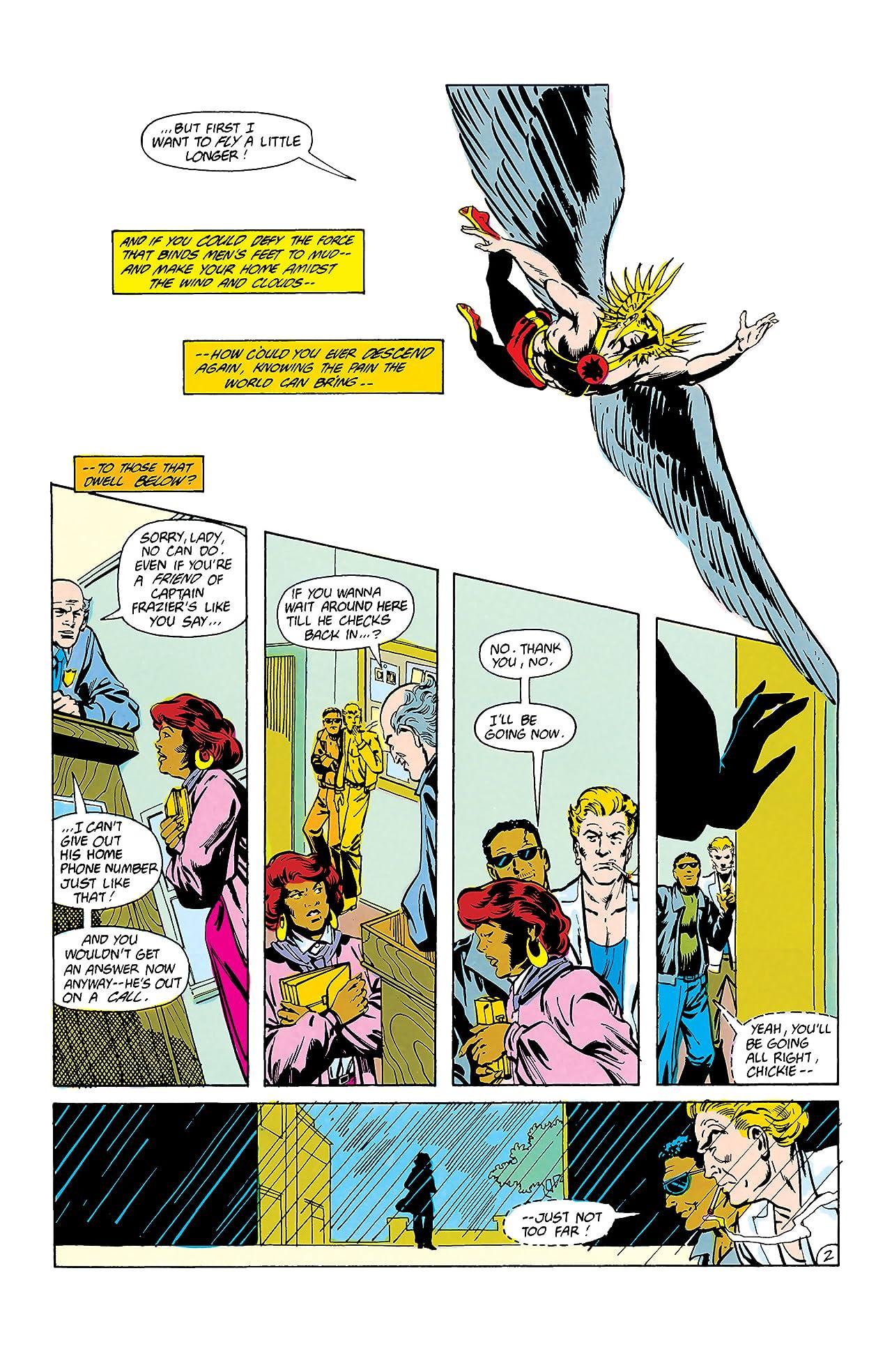 Hawkman (1986-1987) #13