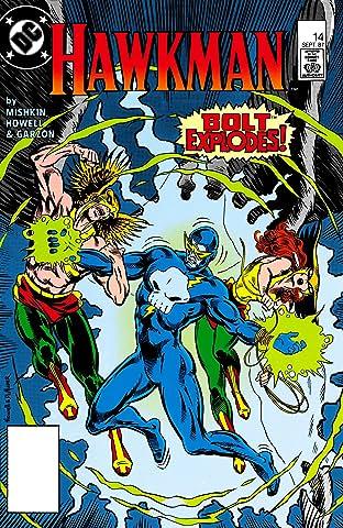 Hawkman (1986-1987) #14