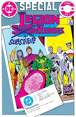 Legion of Substitute Heroes (1985) #1