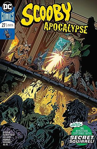 Scooby Apocalypse (2016-) No.27