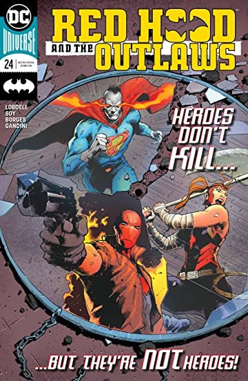 Red Hood and the Outlaws (2016-) #24