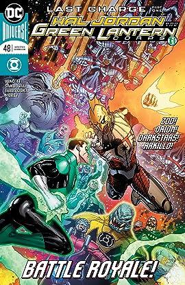 Hal Jordan and The Green Lantern Corps (2016-) #48