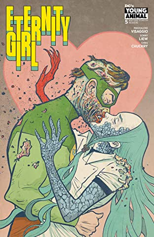 Eternity Girl (2018) #5