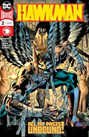 Hawkman (2018-) #2
