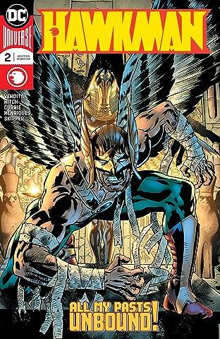Hawkman (2018-) No.2