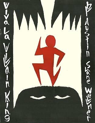 Viva La Villain King #4