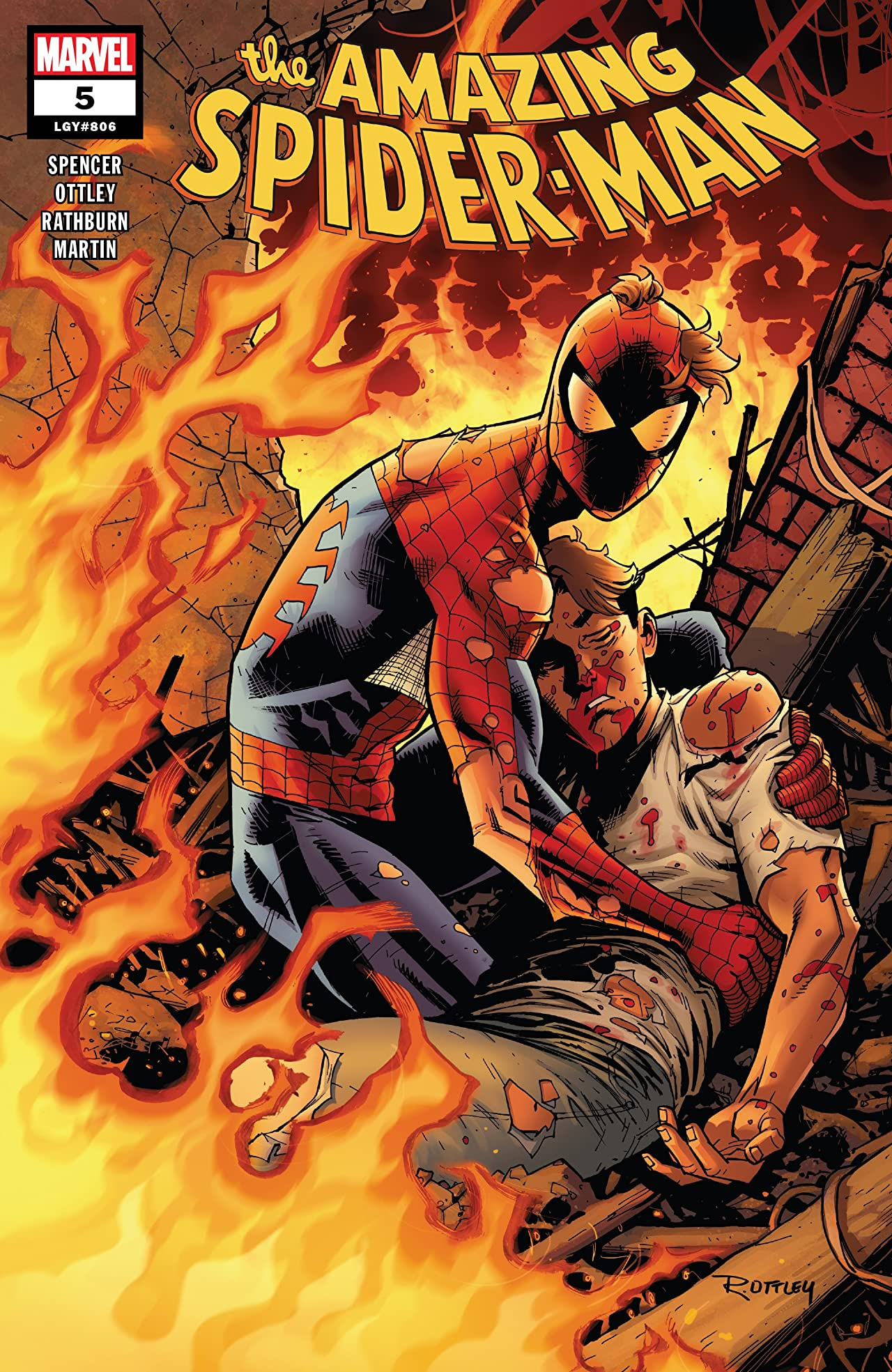 Amazing Spider-Man (2018-) No.5