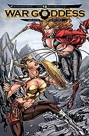 War Goddess #10