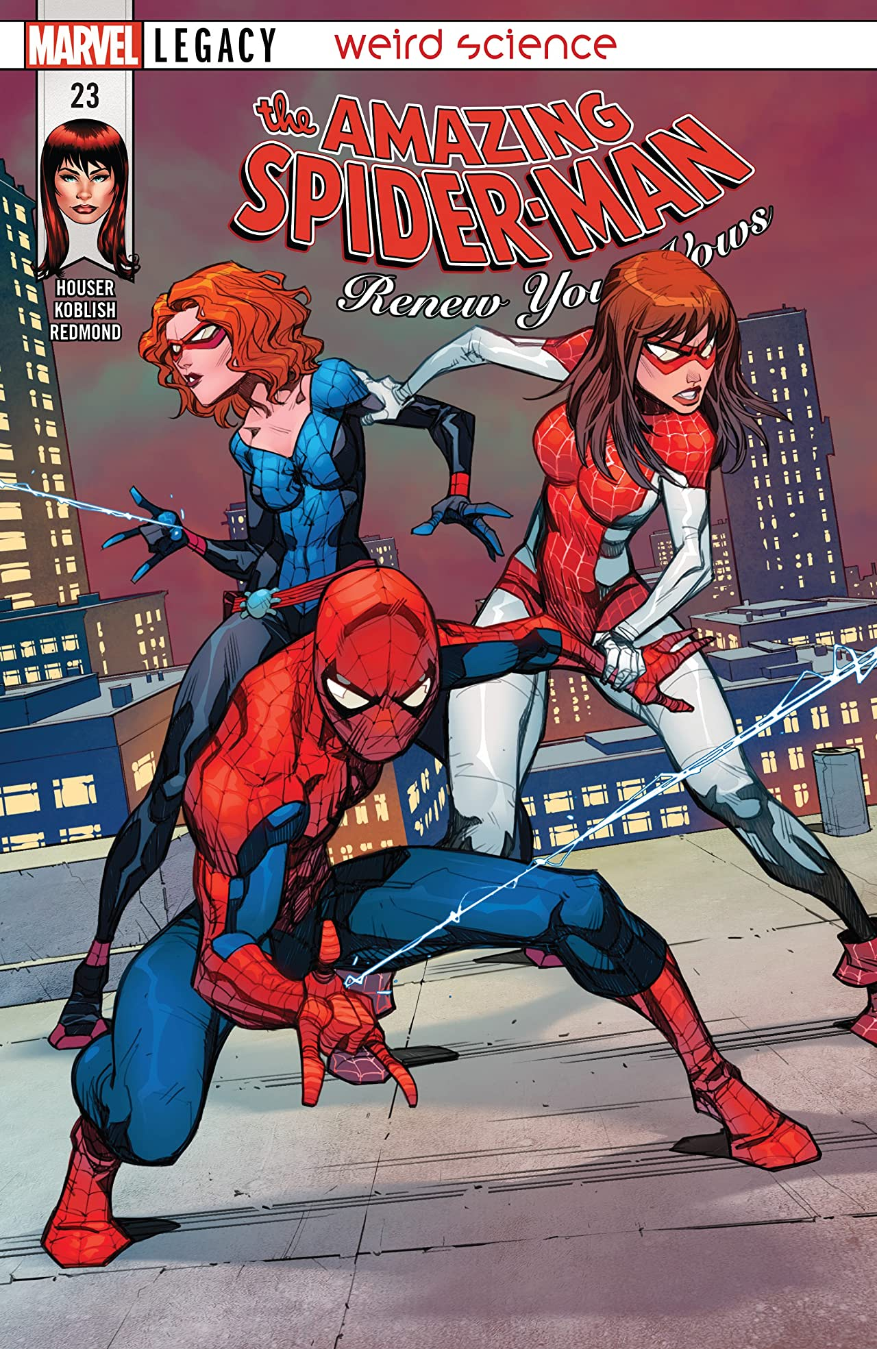 Amazing Spider-Man: Renew Your Vows (2016-) No.23
