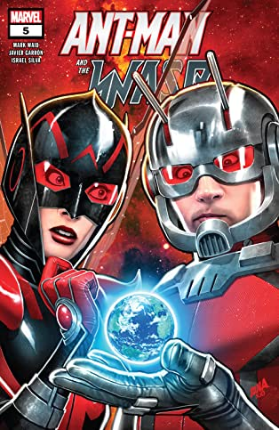 Ant-Man & The Wasp (2018) #5 (of 5)