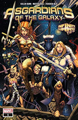 Asgardians of the Galaxy (2018-) #1