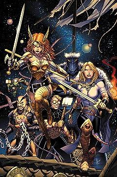 Asgardians of the Galaxy (2018-) #1