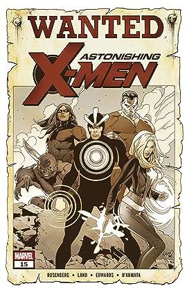 Astonishing X-Men (2017-2018) #15