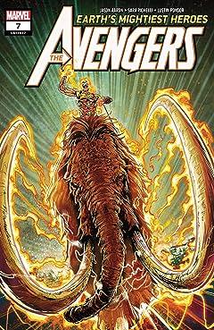 Avengers (2018-) #7