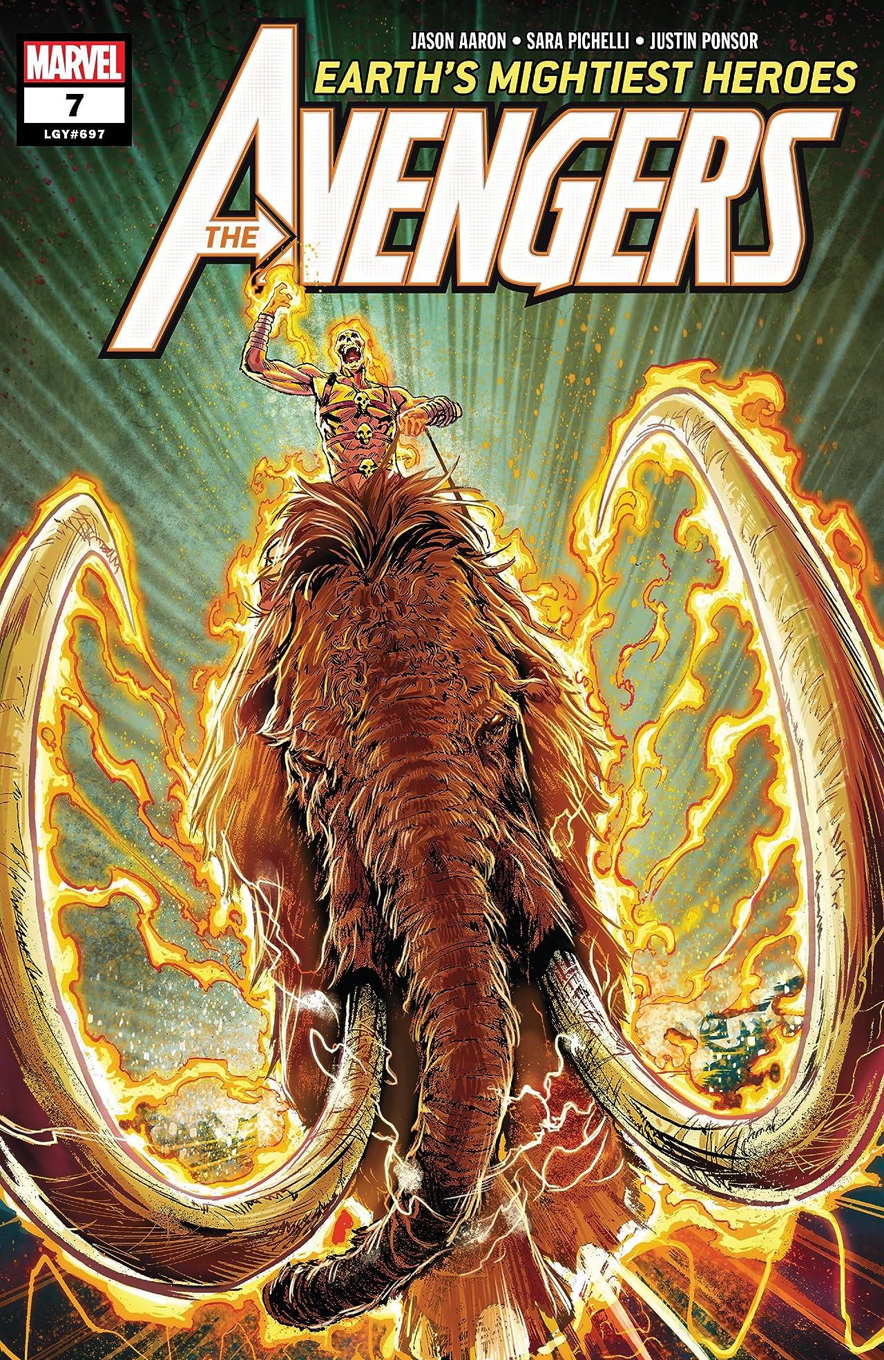 Avengers (2018-) No.7