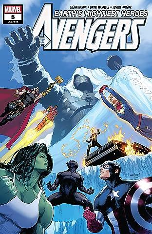 Avengers (2018-) No.8