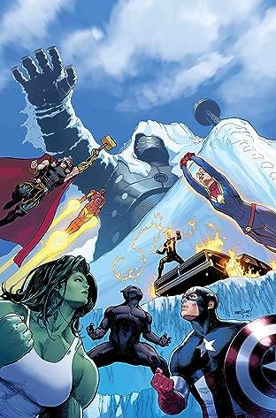 Avengers (2018-) #8